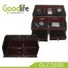 Wooden drawer storage box