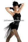 Black Swan Dancing Costume, Dance Dresses, Stage Competition Wear
