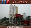 HZS35 small Concrete Batching Plant stock in indonisea