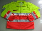 Industrial TC Rasucotone High Vi Work Jacket Anti-static Jackets