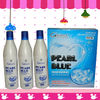 Pearl blue essence hair neutralizer and perm