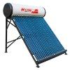 Unpressure Solar water heater