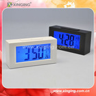 2013 New Design LCD Table Clock with Calendar
