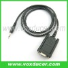 two way radio accessory, transceiver programming cable,data cable for interphone, walkie talkie cable, program 4 Icom radio