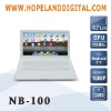 10.2 Inch Wifi Netbook