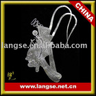 The gift of handmade Chinese shadow puppets