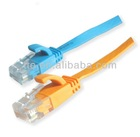 New Arrival Flat UTP 4 Pair Cat5e Network Cables
