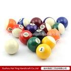 Grade A America billiard balls