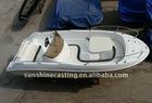 TCS-U480A Fiberglass Speed boat