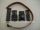 Scaffolders Tool Belt & Holder/leather belt