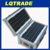 30W portable solar power generation system/drive to laptops/TV digital devices