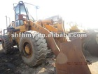 Used KOMATSU 350 wheel loader working condition price cheap