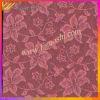 Beauty Flowers and Fashion Lace Fabrics