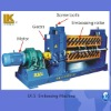 Double Sides Galvanized Sheet Embossing Machine