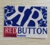 cotton main label, cotton neck label, cotton care label in apparel