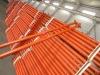 Standard: EN 1065 Adjustable Scaffolding Prop