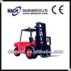 5 Tons Diesel Forklift With ISUZU Engine