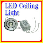 1W High Power LED Cabinet Ceiling Light