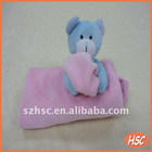 baby plush toys bear handkerchief