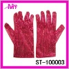 wholesale 2012 fashion wrist lenth wedding gloves