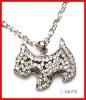 Fashion diamond animal Necklace