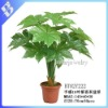 high quality Aquatic Plants,plastic tree with 15 leaves
