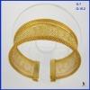 2011 Fashion alloy bangle ( AB-8024)