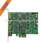 4 HDMI Input Mini Video Express Capture Pcie Card