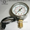 Simple natural gas project manometer