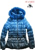 Hot sell fashion ladies fleece jackets