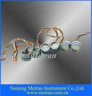 Piezo pressure sensor/static pressure sensor/miniature pressure transducer