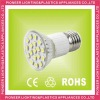 Dimmable SMD E27 24 5050 LED lamp