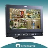 "24"" lcd cctv security monitor with HD SDI"