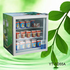 55L ice cream display freezer, bar freezer YT-SD55A