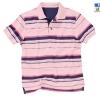 Men's T-Shirt, cotton t-shirt,stripe cotton t-shirt, yarn dyed t-shirt , men's polo t-shirt