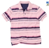 Men's T-Shirt, cotton t-shirt,stripe cotton t-shirt, yarn dyed t-shirt , men's polo t-shirt