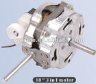 Electric 18'' 3 IN 1 Fan Motor 100V / 220V