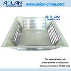 Low Noise Air grille Plenum 4ways