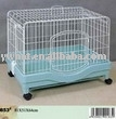 rabbit Cage for pet rabbit with tray