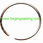 Piston ring for Komatsu 6D105 engine