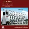 New Design Aluminum Folding Gate for industrial gate