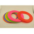 Plastic ring frisbee