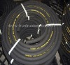 rubber hydraulic hose two layer