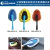 yellow microfiber hand duster,car duster