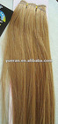 human hair wefts straight #6/613 wholesale
