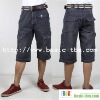 Men's Pockets New Style Jeans Fifth Pants