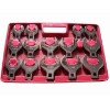 14pcs Crowfoot Wrenches Set