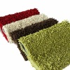 STOCK available-Chenille cotton mat with non-woven dot-point anti-slip backing