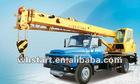 XCMG 8Ton Truck Crane