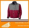 Outer polar fleece jacket